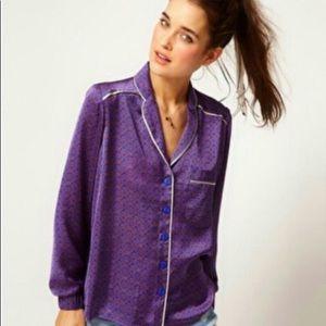 ASOS Pajama Style Top
